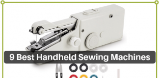 Best Handheld Sewing Machine Reviews