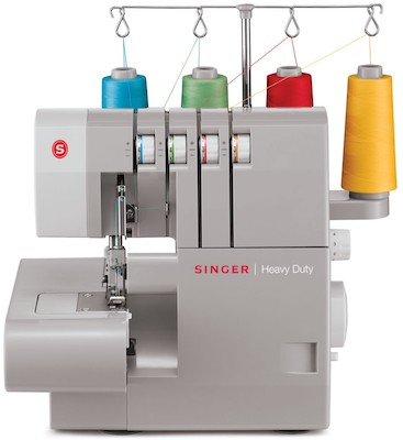 Singer Heavy Duty 14HD854 4 Thread Serger With Differential Feed