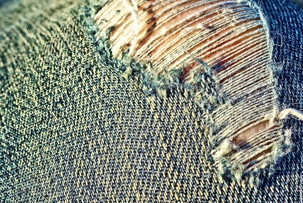 Check Fabric For Fraying