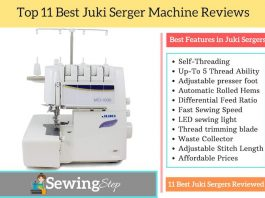 Best Juki Serger Sewing Machines