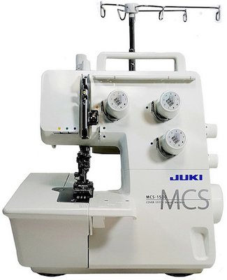 Juki MCS-1500 Cover Stitch and Chain Stitch Machine