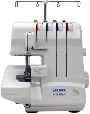 Juki, MO-50E, 3 or 4 Thread Serger, Lay In Tensions