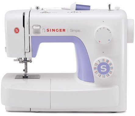 SINGER Simple 3232 Portable Sewing Machine with Automatic Needle Threader