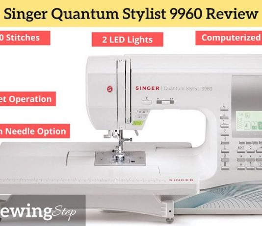 Singer Quantum Stylist Review