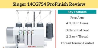 Singer-Pro-Finish-14CG754-Serger-Review