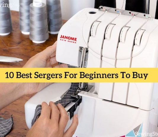Best Serger For Beginner Reviewed