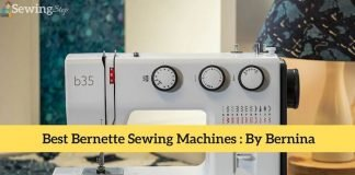 Bernina Bernette Sewing Machines Review