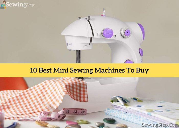 Best Mini Sewing Machines Review