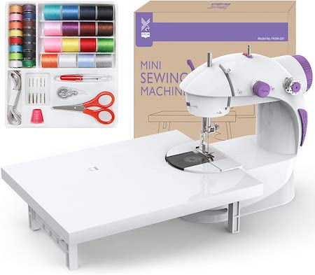 Varmax Sewing Machine with Sewing Kit, New Version Small